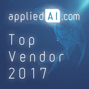 AIMultiple.com top vendor 2017