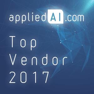 AIMultiple.com top vendor 2017