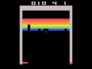Google DeepMind AI Plays Atari Breakout