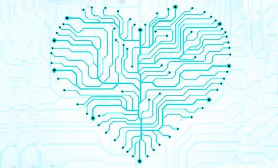 A digital heart
