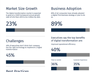 Digital transformation industry overview 2020